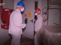 Deep Inside Chernobyl's Radioactive Ruins [Video]