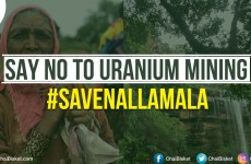 Nallamala Uranium Mine Will Destroy India's Second Largest Tiger Reserve