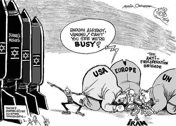Israel nukes