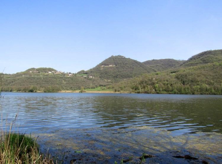 riva lago Fimon