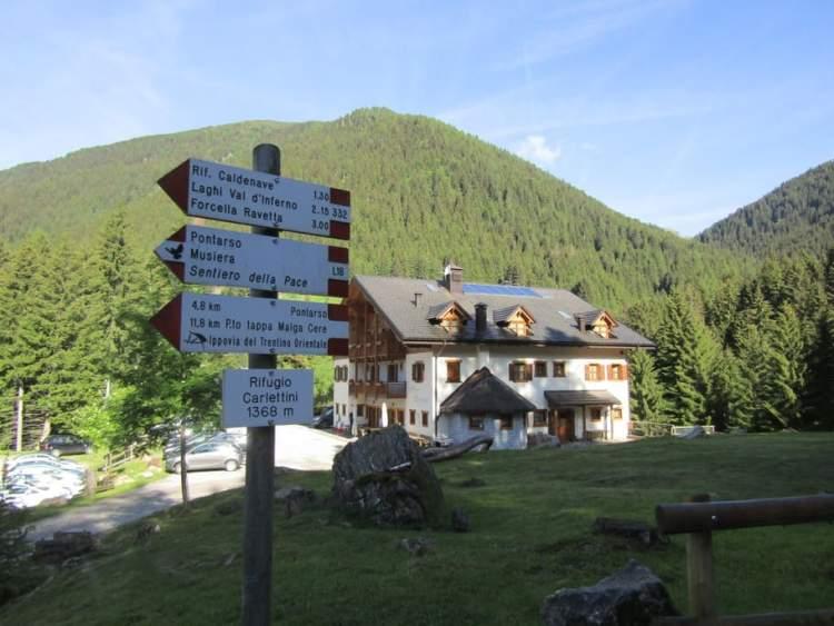 rifugio Carlettini