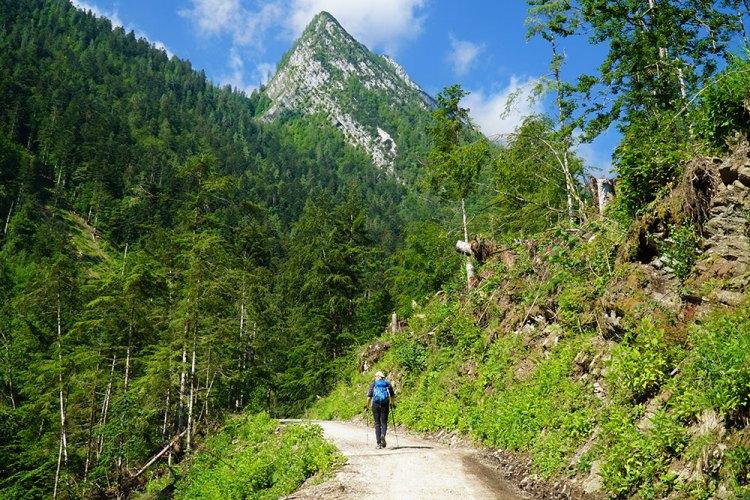 trekking Rifugio Pian de Fontana