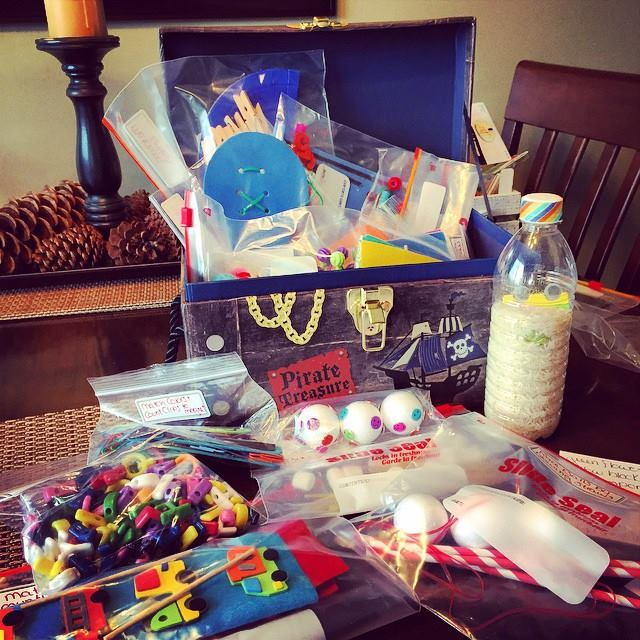 Busy Bags For Busy Kids - 5 Ideas for Beginners