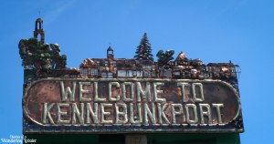 Welcome to Kennebunkport, Maine!