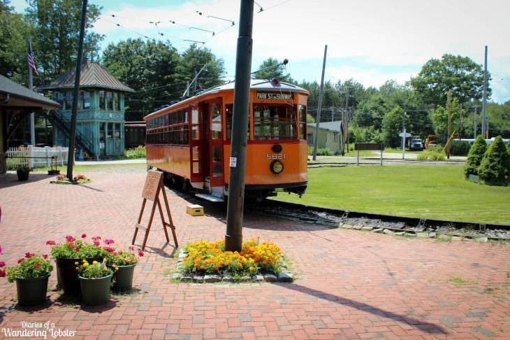 Welcome to the Seashore Trolley Museum