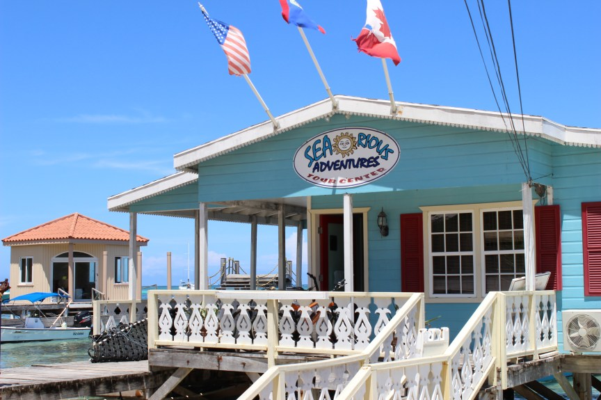 Searious Adventures San Pedro Belize