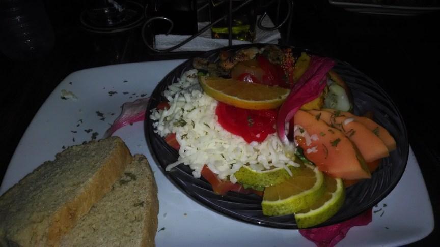 Habnero's dinner