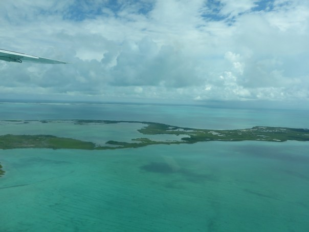 Belize from above