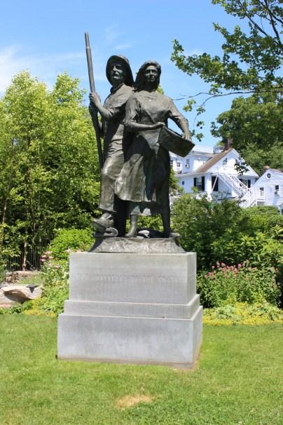 History at the park