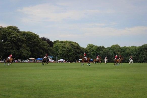 polo match Newport, RI