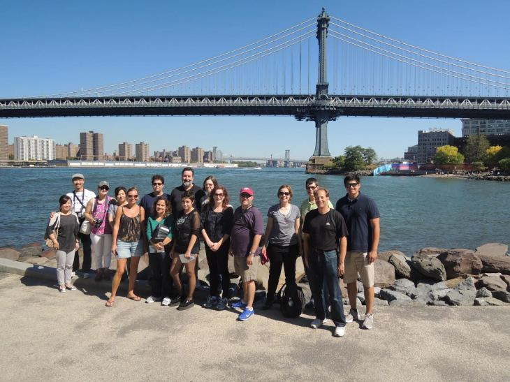 Frre tours by foot brooklyn tour