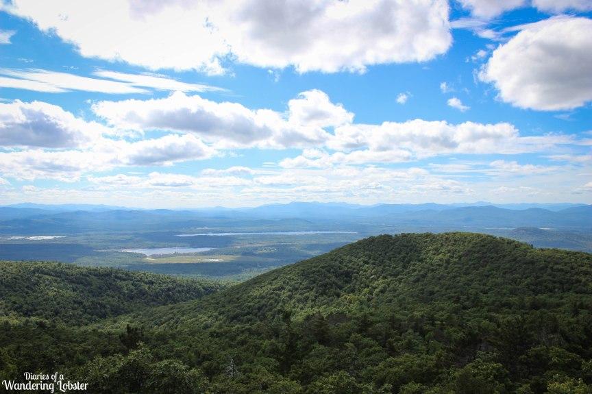 Plesant Mountain Summit