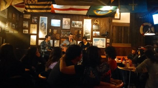 Ponta Delgada music