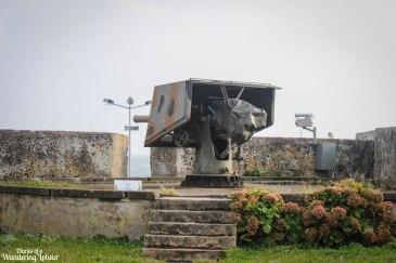 Ponta Delgada Fort
