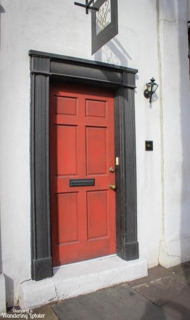 Red door charleston