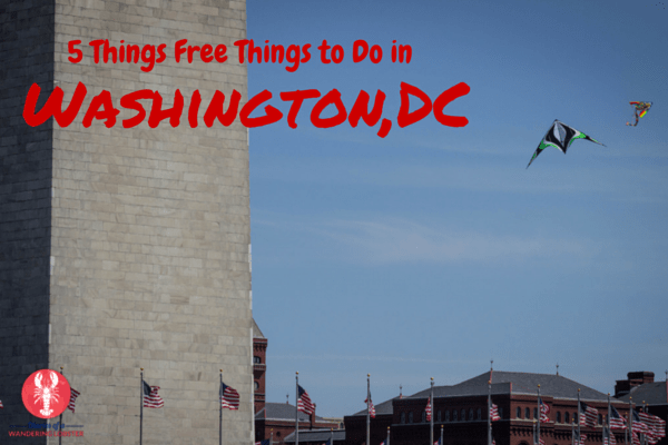 Free things to do in Washington, DC