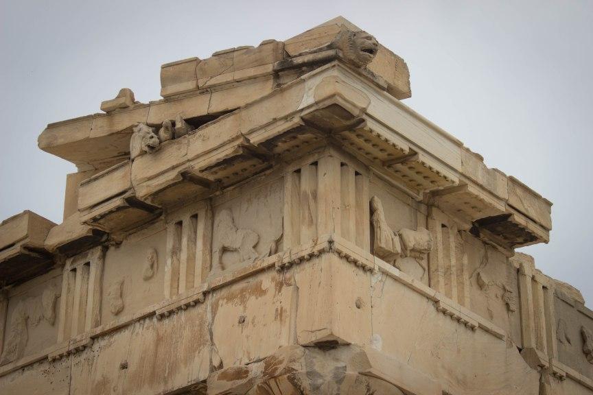 Parthenon metopes Athens