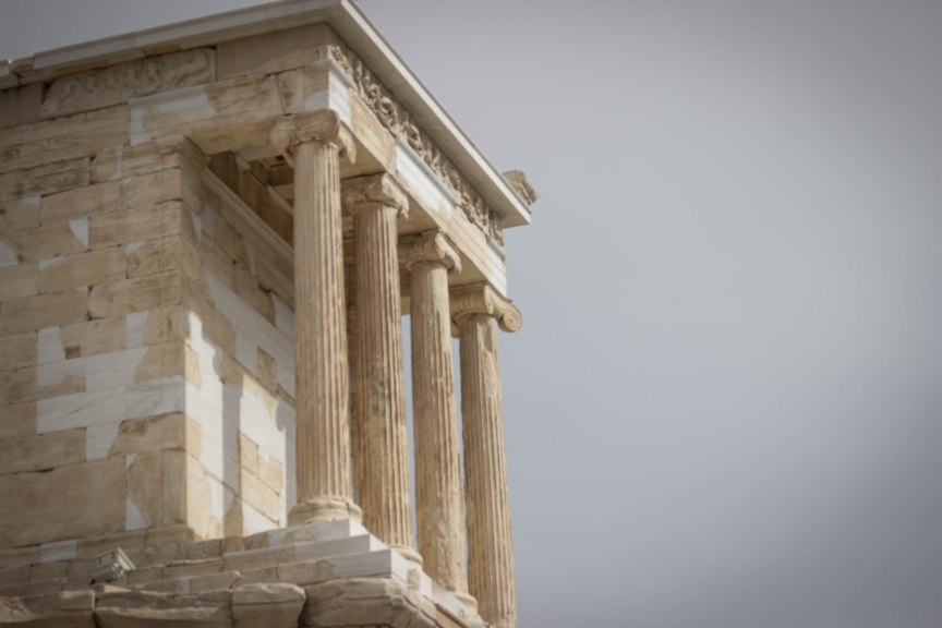Temple of Athena Nike Athens