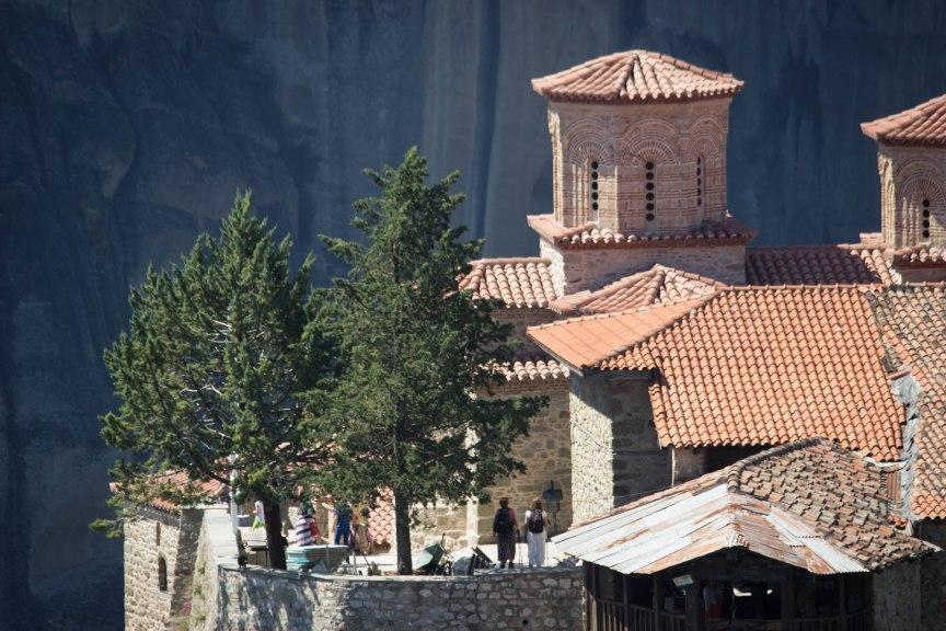 Greta Meteoran Monastery Meteora Greece