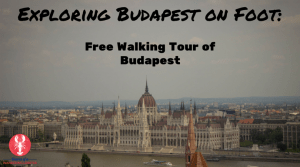 free walking tour of Budapest