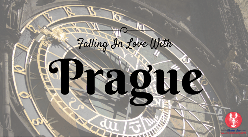 Falling in love with Prague