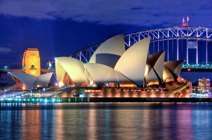 Sydney Australia Great Escape