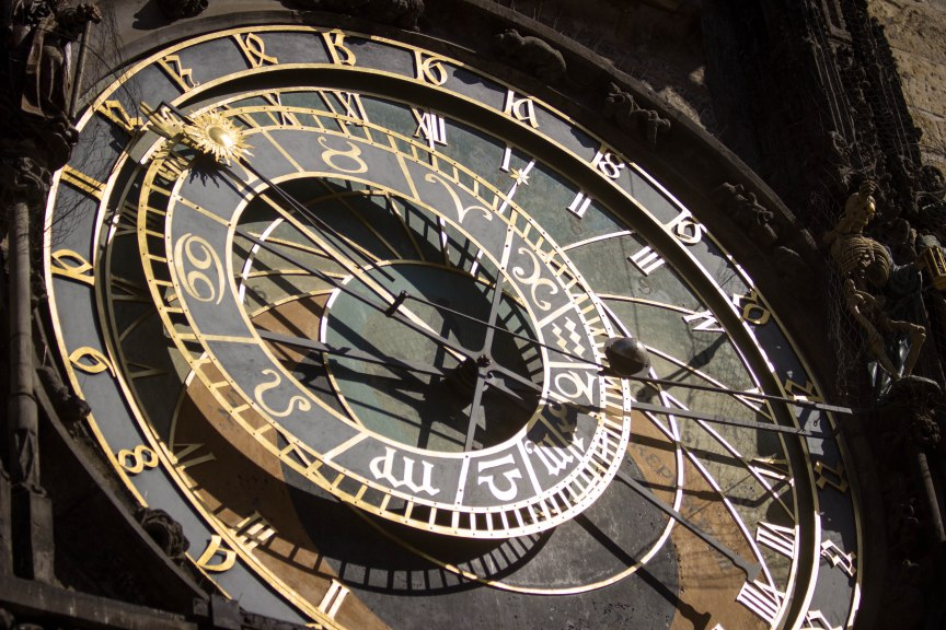 Astrological Clock Prague travel photos of 2015