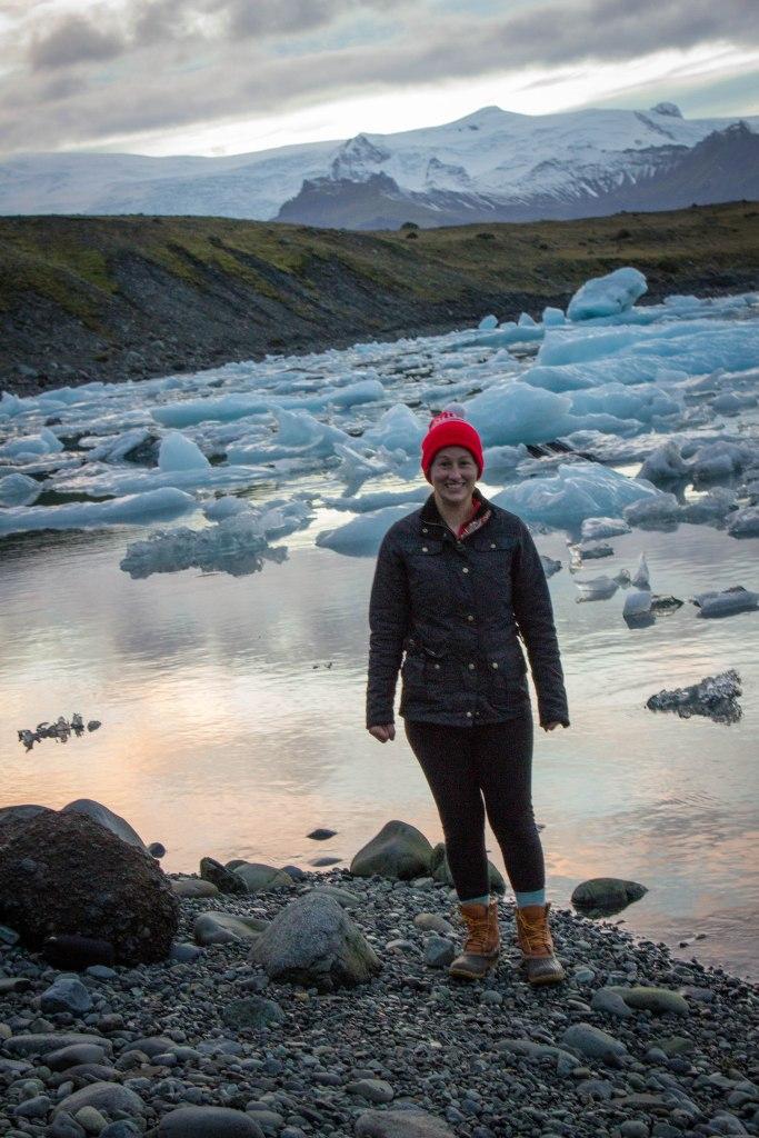 Glacial Lagoon Iceland