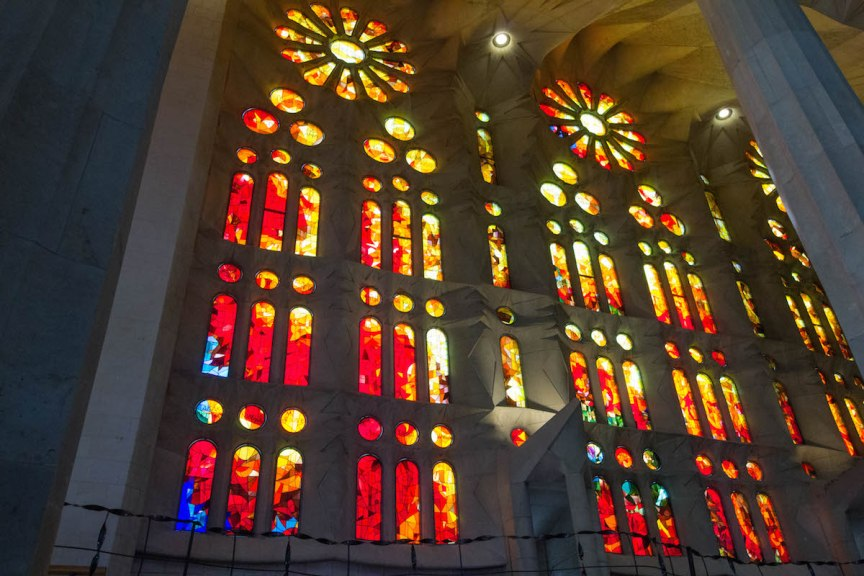 Sagrada Familia Barcelona photos of Spain