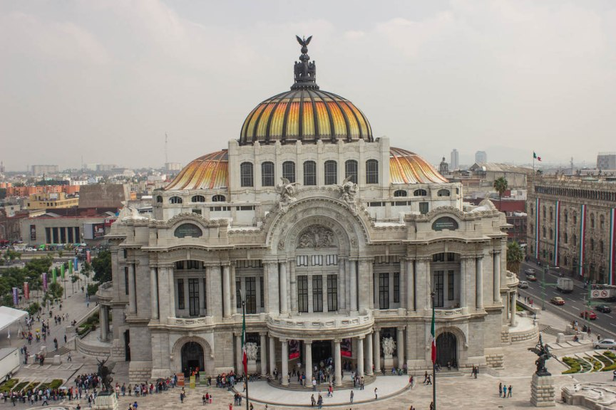 Mexico City hostel review