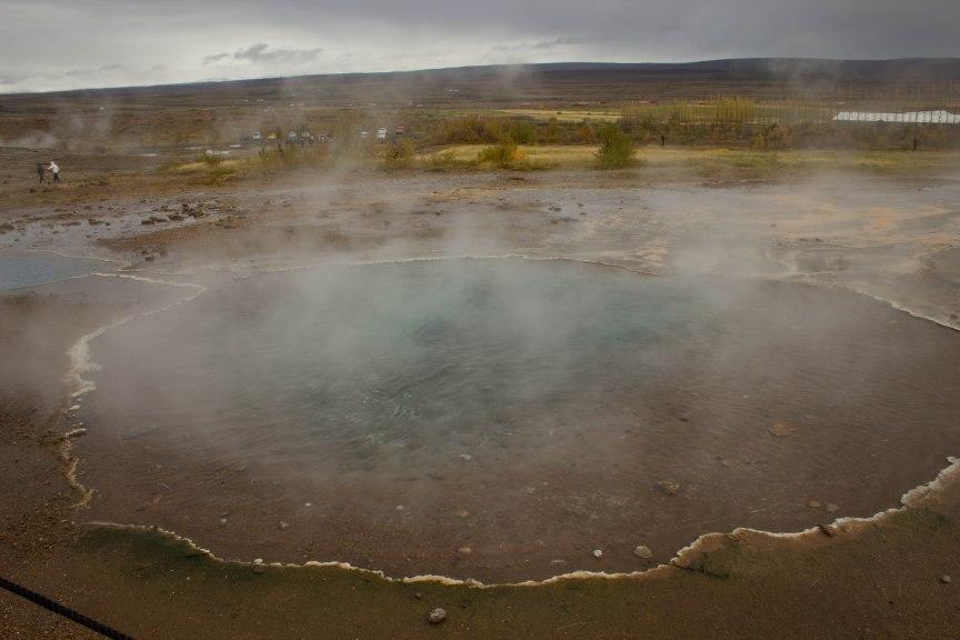 [img] Strokkur Geyser Golden Circle in Iceland