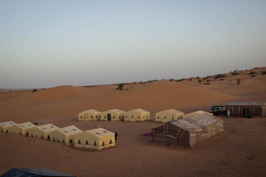 [img] desert camp Morocco travel tour