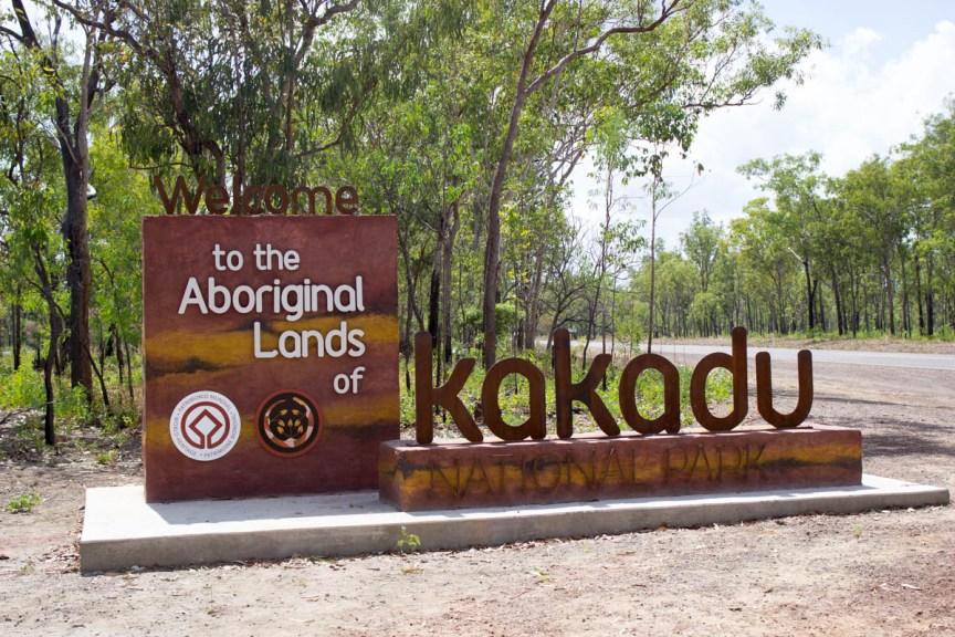 [img] Kakadu National Park sign