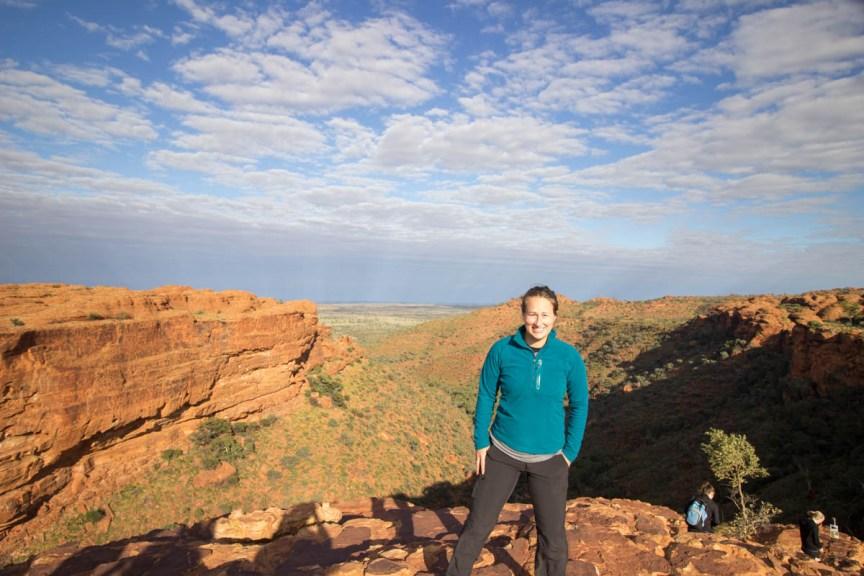 [im]g Kings Canyon Australia