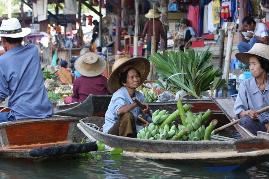 [img] Bangkok bucket list floating market