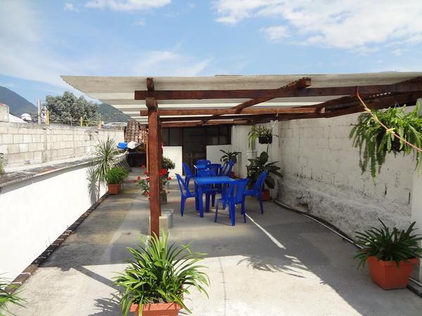 [img] Hostal Antigua hostel review