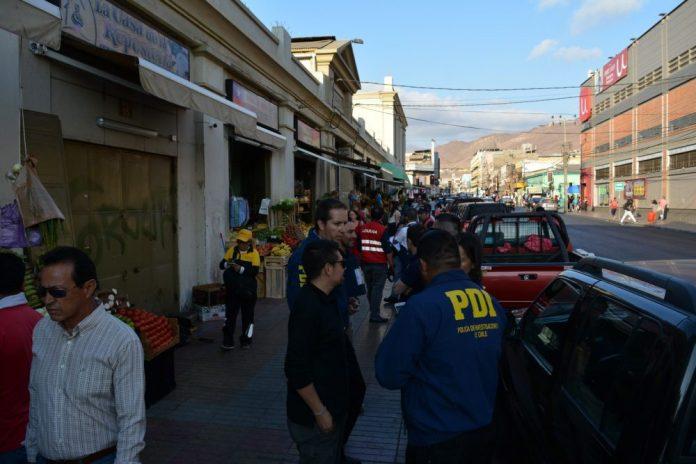 FISCALIZACIÓN REALIZADA EN MERCADO DE ANTOFAGASTA