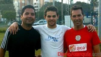 Pedro, Pino y Romero