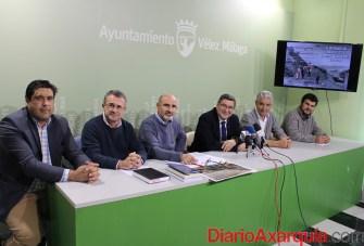 actos carretera Málaga-Almeria