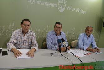 Gobierno Ruiz Pretel, Moreno Ferrer y Moreno Ocón