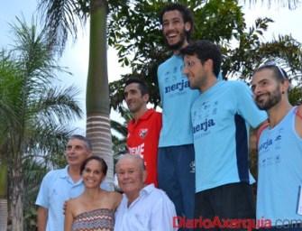 Belén Infantes y Faisal Britit, vencedores de la media legua de la playa de Burriana