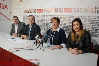 Campaña PSOE copagos Vélez