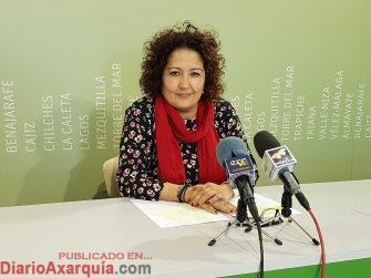 Cynthia García balance