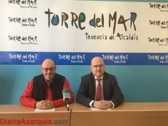 RP Presentación Cartel Carnaval Torre del Mar 2017