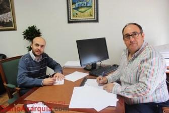 Firma convenio Acrotera Institute