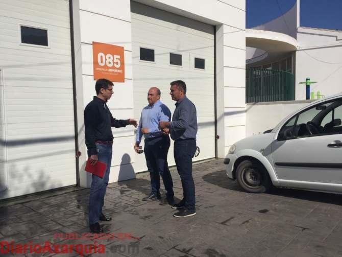31052017 - Rafael Torrubia y Cristóbal Fernández en rueda de prensa en Periana_01