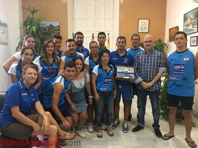 Recepción Club de Remo Rincón Fertilidad Torre del Mar