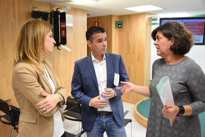 El PSOE destaca que el Presupuesto de la Junta para 2018 impulsa la recuperación económica de las familias y la mejora de los servicios públicos en Málaga