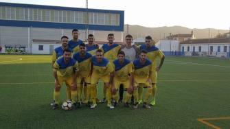 El Riogordo, goleado en su estadio por el Juventud de Torremolinos (2-4)