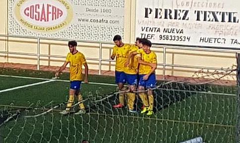 El Vélez agrava su crisis con una goleada en Huétor Tájar (5-1)
